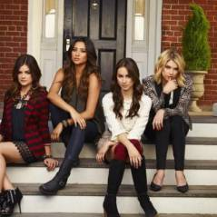 "Pretty Little Liars saison 5 : Aria et Ezra, un amour d'une ""force folle"""