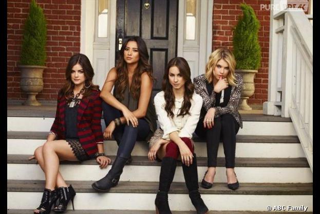 Pretty Little Liars saison 5 : diffusion sur ABC Family à partir du 10 janvier 2014