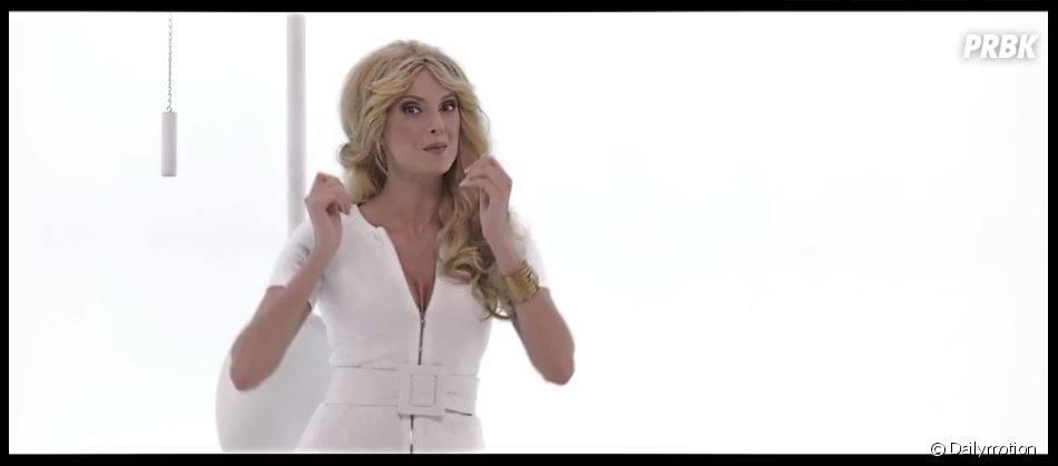 Frédérique Bel : le revival de la Minute Blonde pour la bonne cause