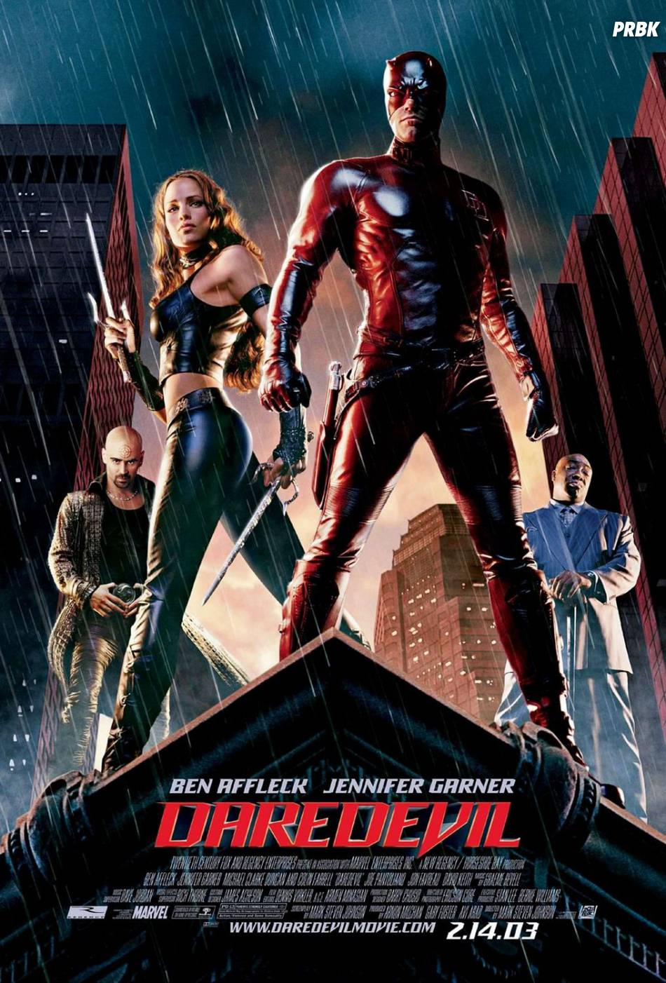Daredevil pourrait être incarné par Michael C. Hall