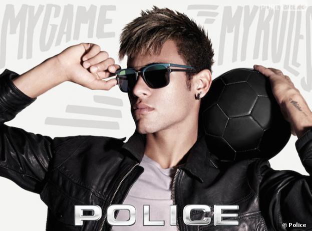 neymar concurrence cristiano ronaldo g rie styl e de la marque police purebreak. Black Bedroom Furniture Sets. Home Design Ideas