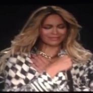 Beyoncé en larmes pour le dernier concert de sa tournée Mrs Carter Show