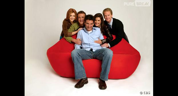 How I Met Your Mother : un final qui fait réagir sur Twitter