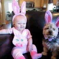 [CUTE] Bébé + animal = les 15 photos les plus mignonnes de tous les temps