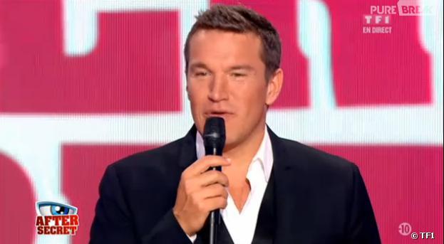 Benjamin Castaldi de retour sur TF1 pour Secret Story 8