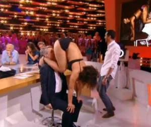 Antoines De Caunes au coeur d'une nouvelle danse