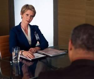 Cynthia Nixon : un rôle dans la saison 2 de Hannibal en 2014