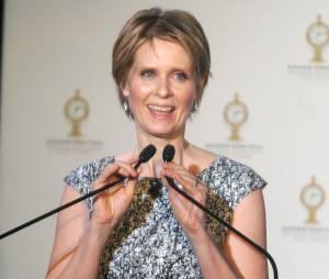 Cynthia Nixon : l'actrice est engagée pour l'égalité des droits des homosexuels