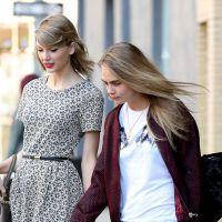Cara Delevingne et Taylor Swift : déjeuner complice sous le soleil de New York