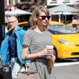 Taylor Swift classe à New York, le 9 avril 2014