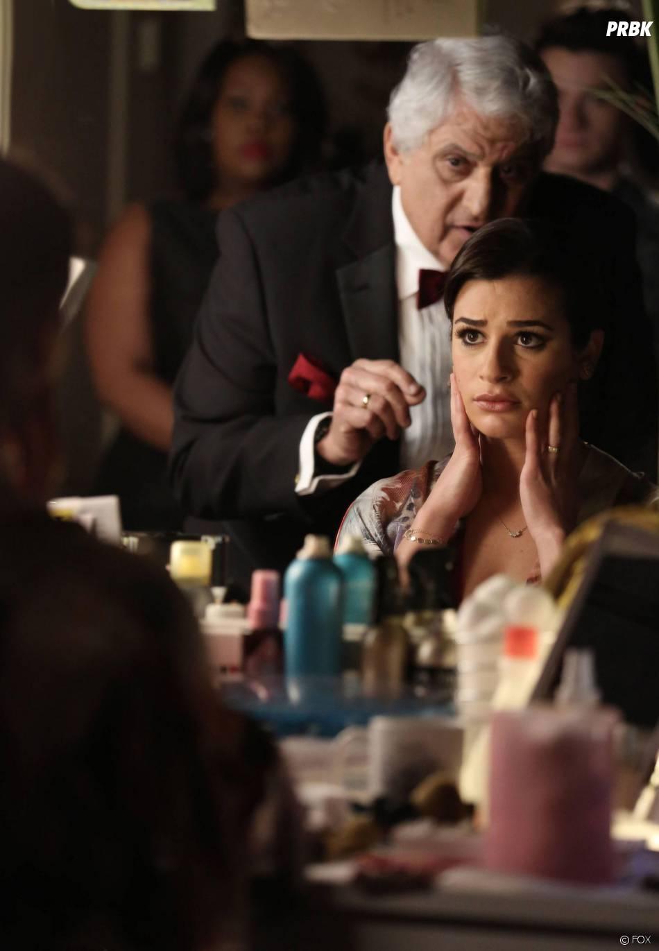 Glee saison 5, épisode 17 : Rachel en stress