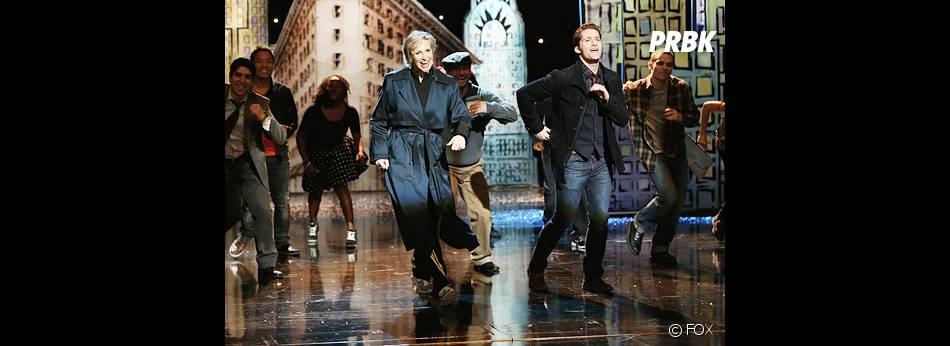 Glee saison 5, épisode 17 : Matthew Morrison et Jane Lynch de retour