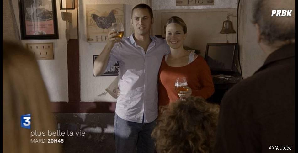 Plus Belle La Vie : Rudy et Ninon de retour dans Une vie en Nord