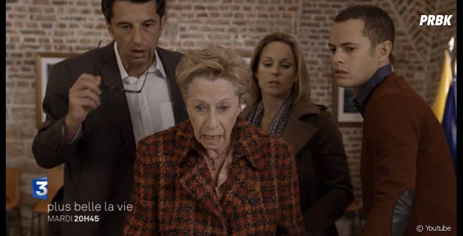 Plus Belle La Vie : Une vie en Nord est diffusé le 15 avril 2014, sur France 3