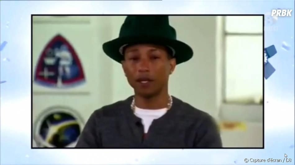 Enora Malagré : son interview de Pharrell Williams parodiée dans TPMP