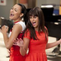 Lea Michele VS Naya Rivera : gros clash sur le plateau de Glee