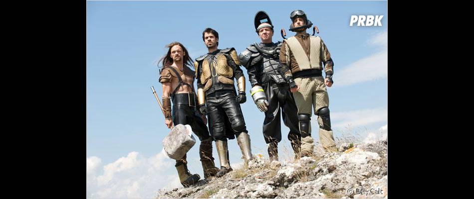 Hero Corp saison 4 : France 4 offre une année supplémentaire aux héros