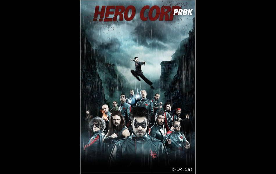 Hero Corp saison 4 : une année composée de 19 épisodes de 13 minutes