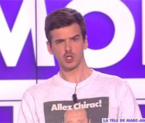 Marc-Antoine Le Bret : ses imitations délirantes dans l'émission Touche pas à mon poste, le jeudi 24 avril