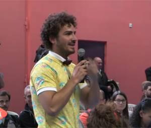 Maxime Musqua a demandé des conseils vestimentaires à Stromae au Printemps de Bourges