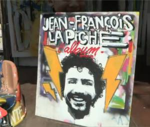 Maxime Musqua : la pochette d'album de Jean-François Lapiche