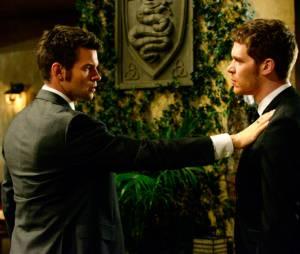 The Originals saison 1, épisode 20 : Daniel Gillies et Joseph Morgan sur une photo