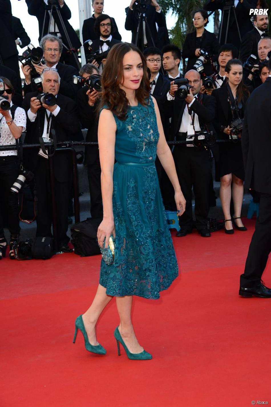 Bérénice Béjo pour la cérémonie de clôture du Festival de Cannes 2013, le 26 mai