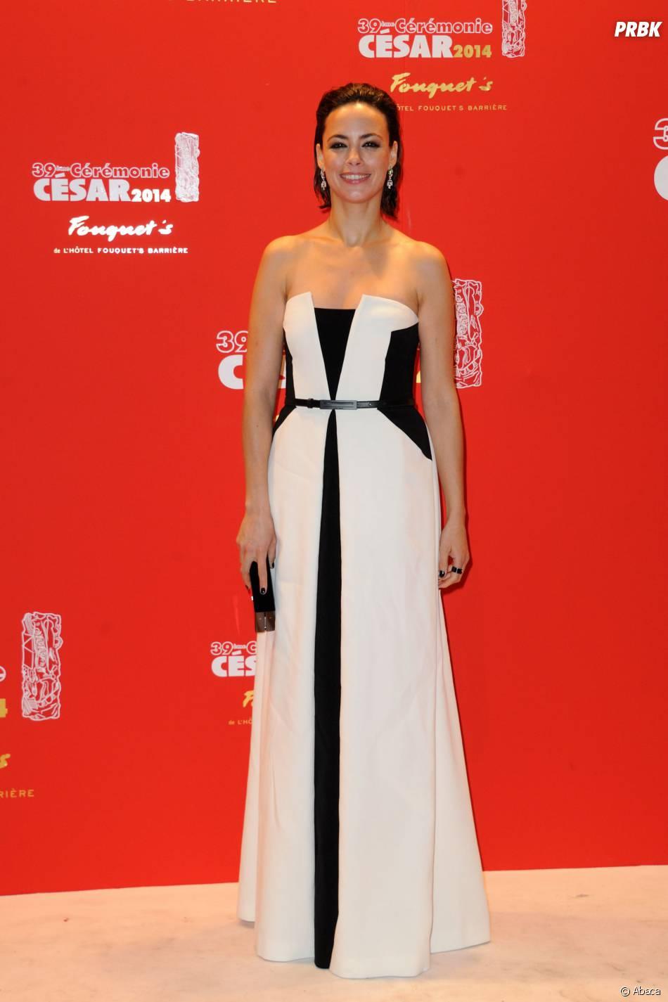 Bérénice Béjo somptueuse à un gala de la 39ème édition du festival de Cannes, le 28 février 2014