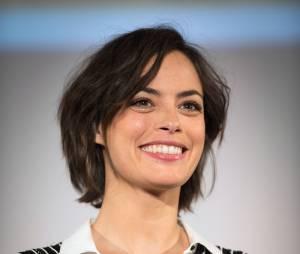 Bérénice Béjo radieuse au festival du film policier de Beaune, le 3 avril 2014
