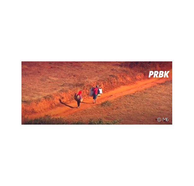 Pékin Express 2014 : trek et nuit dans un village reculé de la Birmanie pour les candidats dans le 3e épisode