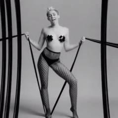 Miley Cyrus : topless et SM, sa nouvelle vidéo choc