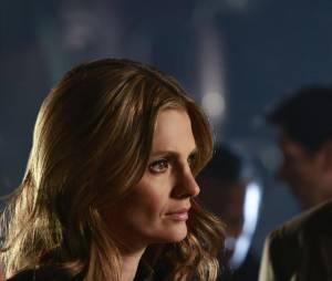 Castle saison 6, épisode 22 : Stana Katic sur une photo