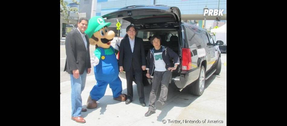 Conférence Nintendo E3 2014 : de nouveaux jeux présentés ?