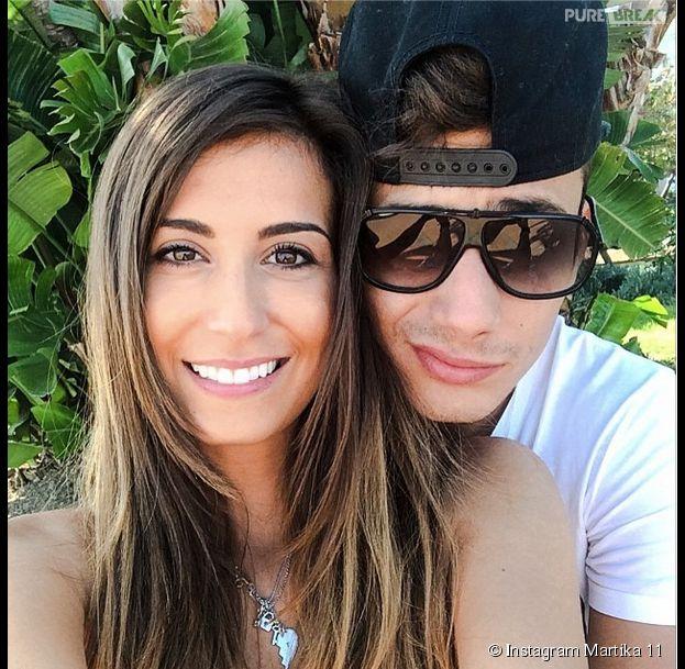 Le Bachelor 2014 : Martika fait une déclaration à Tiago sur Instagram