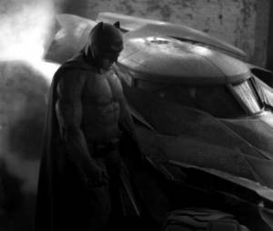 Batman vs Superman : Ben Affleck se dévoile en costume