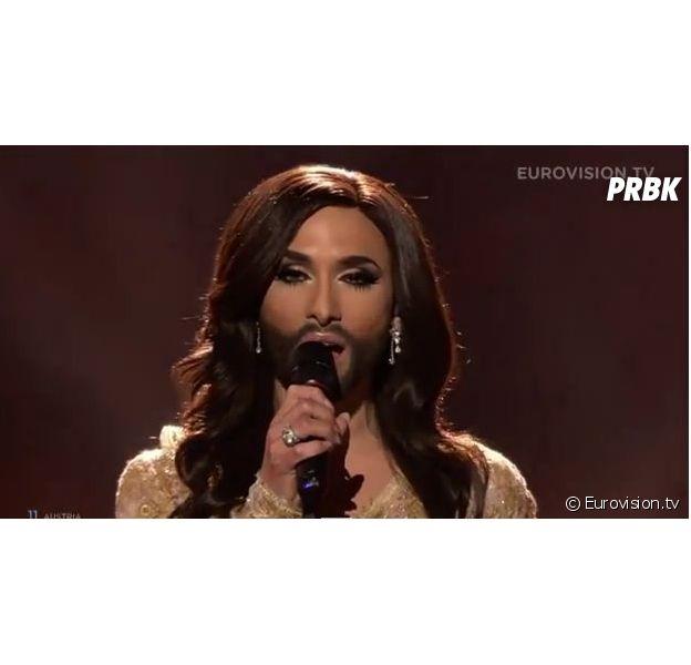 Conchita Wurst : gagnante de l'Eurovision 2014... et présentatrice de l'Eurovision 2015 ?