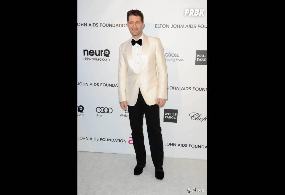 Matthew Morrison : une brève relation avec Lea Michele