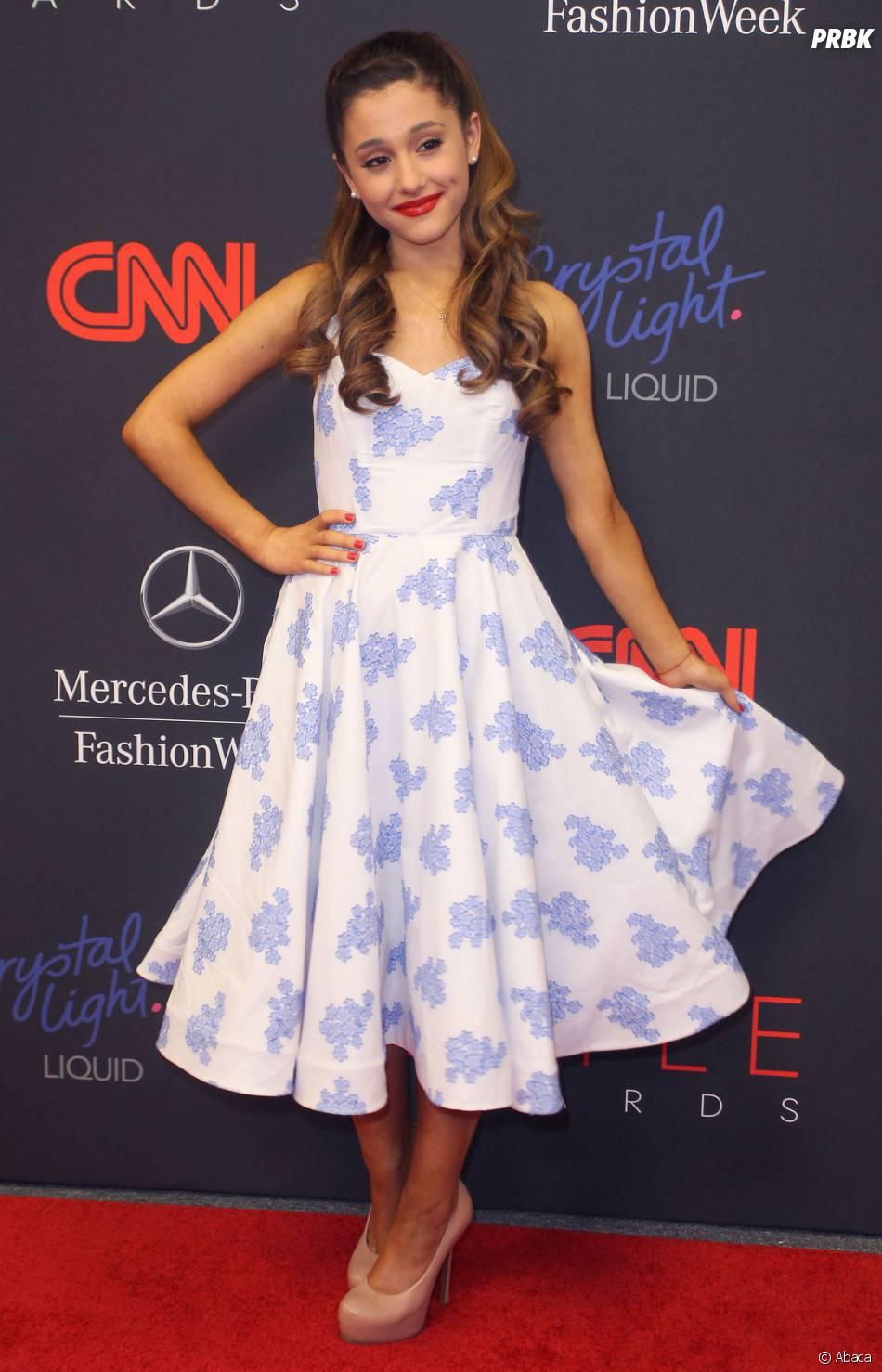 """Ariana Grande : son titre """"Problem"""" figure parmi les tubes de l'été selon Shazam"""