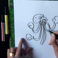 Charles Boidin : le Youtubeur qui dessine plus vite que son ombre
