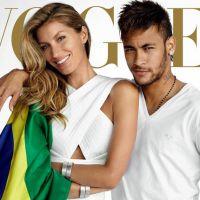Neymar et Gisele Bündchen : duo 100% Brésil pour Vogue