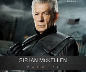 X-Men Days of Future Past : Ian McKellen de retour dans Apocalypse ?