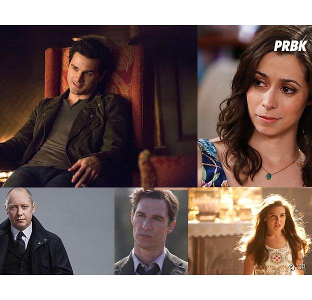 Les meilleurs nouveaux personnages de séries