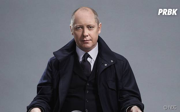 Reddington dans The Blacklist