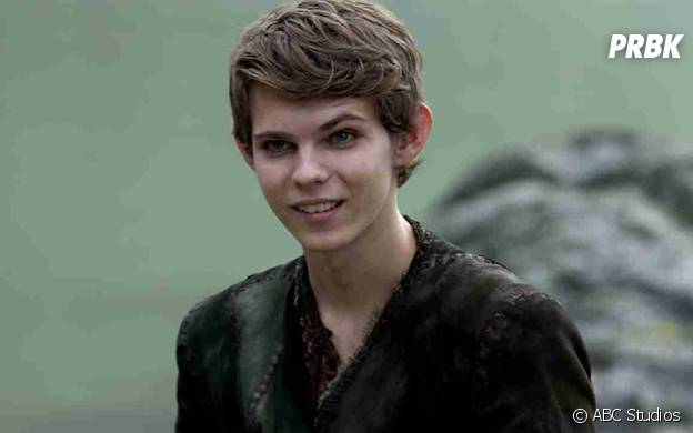 Peter Pan dans Once Upon a Time