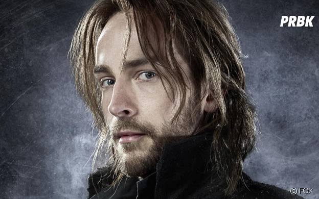 Ichabod Crane dans Sleepy Hollow
