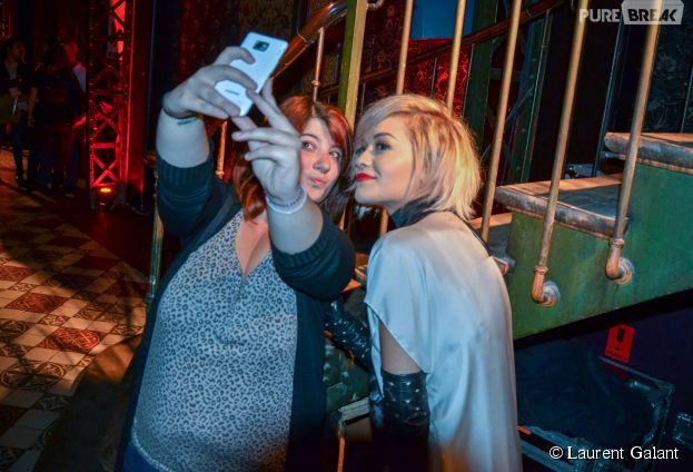 Rencontre avec Rita Ora en backstage du NRJ Music Tour !