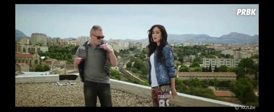 Kenza Farah : Problèmes, le clip du premier single avec Jul