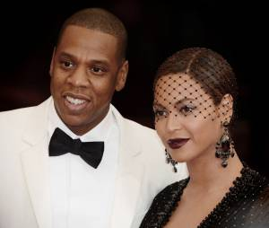 Beyoncé et Jay Z en couple lors du Met Gala 2014