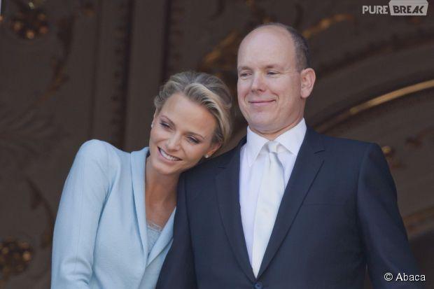 Charlène et Albert de Monaco : le couple attend un bébé pour la fin de l'année 2014