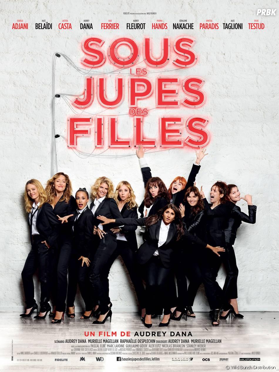 Sous les jupes des filles au cinéma le 4 juin 2014